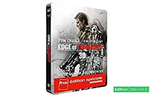 Edge of Tomorrow Combo Blu-Ray 3D + 2D + DVD + Steelbook Edition Spéciale Fnac