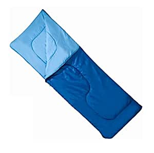 Quechua S20 Adult Sleeping Bag, Blue