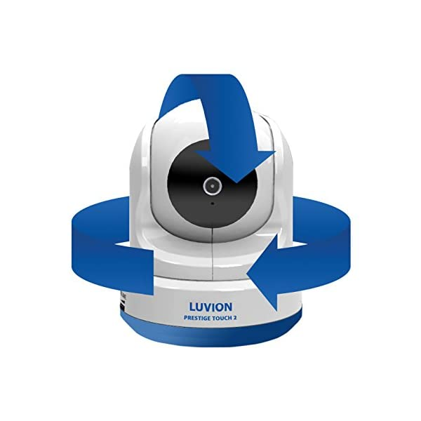 Luvion Prestige Touch 2 Additional Camera Luvion  2