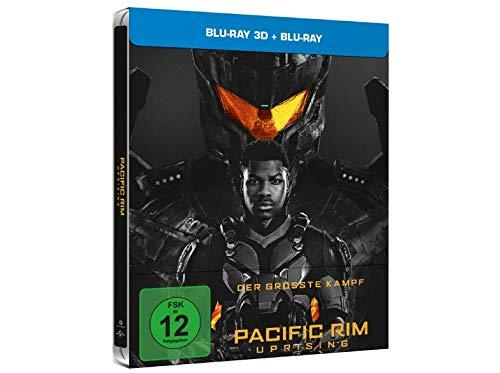 Pacific Rim Uprising - Limited Bluray 3D & 2D Steelbook