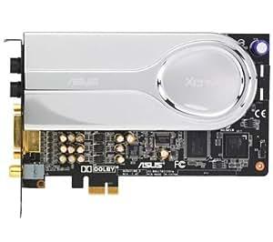 ASUS Carte son Xonar Xense 7.1 - PCI-Express x1 & casque Sennheiser PC350 + GARANTIE 2 ANS!