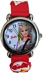 Rana Watches Generic Barbie watch Red