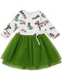 Amazon.it  110 cm - Felpe e tute   Bambina 0-24  Abbigliamento d7e4f9536c1