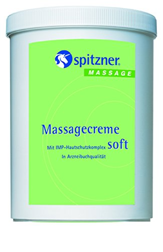 SPITZNER Massagecreme soft 1000 ml Creme