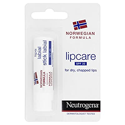 Neutrogena 4.8 g SPF 20 Lip Care by J&J