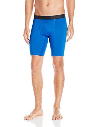 Hanes -Pantaloncini Uomo Awesome Blue/Ebony