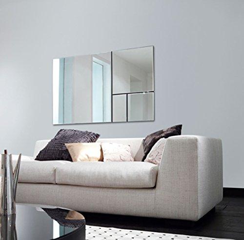 Casa Padrino specchio da parete di lusso 95 x H. 154 cm - Accessori ...