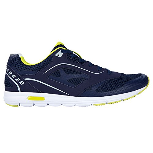 Dare 2b Herren Powerset Schuhe Peacoat Blau/Neon Spring