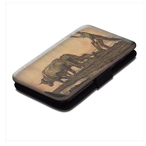 vintage-credit-lyonnais-designer-regalo-negro-funda-de-piel-cuero-leather-flip-case-caso-etui-wallet