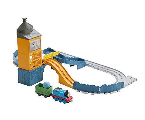 Thomas & Friends FJP82 Blue Mountain Quarry Set, Thomas the Tank Engine Toy Train Set Adventures, Toy Train, 3 Year Old