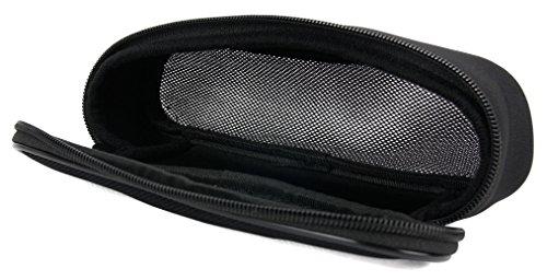 DuraGadget - RasiererEtui   Case   Hülle   Neoprentasche   Reiseetui   Netztasche für Ihren Panasonic ER-GP80   ER-1611   ER-GP30 Bart- und Haarschneider (Braun Stoppeln Trimmer)