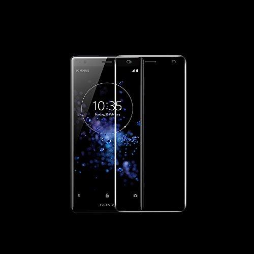 ONICO Bildschirmschutzfolie Für Sony Xperia XZ2 Premium Folie Schutzfolie (Nicht Panzerglas),3D Selbstheilung Kompatibel mit Hülle Vollständige Abdeckung Komplette Bildschirm (Vorne HD)