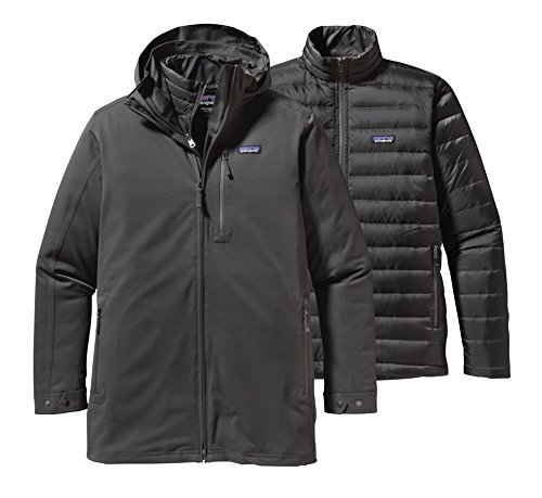 Patagonia Tres Parka Homme Forge Grey