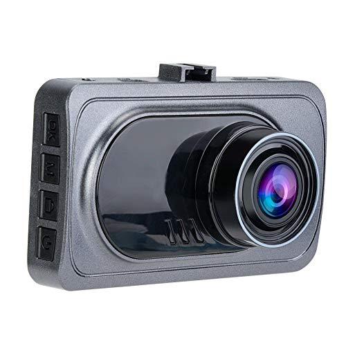 Mugast Sport Action Kamera mit G-Sensor, 170 ° Weitwinkel HD 1080P Nachtsicht Camcorder mit 3 Zoll IPS Bildschirm und Fahrzeugmontiertem Ladegerät 3 Camcorder