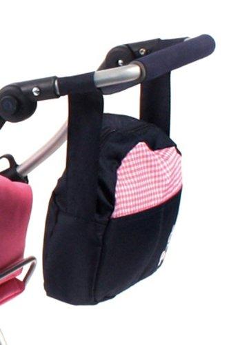 bayer-chic-2000-853-46-puppenwickeltasche-pink-checker