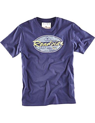 "ROADSIGN australia Logo T-Shirt ""Ellipse Line"" Marine"