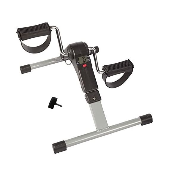 MOSHTU Mini Pedal Exercise Cycle with Digital Display for Health - Gym Cycle, Exercise Cycle