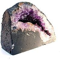 Reiki Healing Energy Charged Uruguayischer Amethyst Kristall Geode Stein Stück 2453 g extrem schön preisvergleich bei billige-tabletten.eu