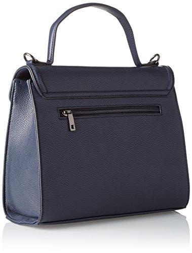 Bulaggi Damen Toorop Handbag Henkeltasche, 23x11x26 cm Blau (Dunkel Blau)