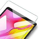ESR Schutzfolie Kompatibel mit Samsung Galaxy Tab A 10.1 2019 Panzerglas für SM-T510/T515 - Fingerabdruckresistenter Displayschutzfolie mit HD Klarheit und hoher Berührungsempfindlichkeit