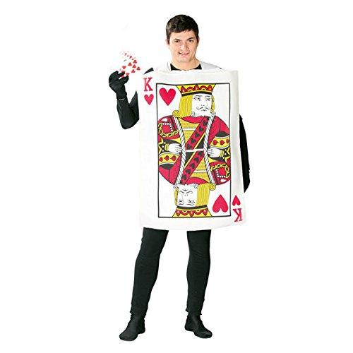Imagen de disfraz de rey de cartas talla 48 52