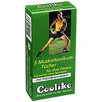 Coolike Muskeltonikum-Tücher für Ihre Fitness,5St preisvergleich bei billige-tabletten.eu
