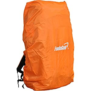 41rtjJfKMUL. SS300  - foolsGold Waterproof Cover for Hiking Backpacks (50L - 120L) - Pink