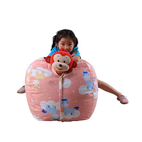 Quner Modell Tier Veglio aus Ippopotamo von 36-38 inch des Fagiol-Beutel-Beutel, für Kinder, die verwöhnt