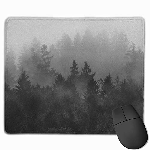 Frog Forest Non-Slip Rubber Mouse Mat Mouse Pad for Desktops, Computer, PC and Laptops 9.8 X 11.8 inch (25x30cm)
