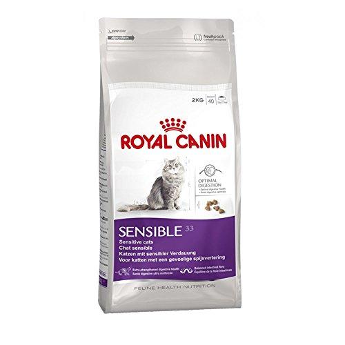 Royal Canin Sensible, Trockennahrung für ausgewachsene Katzen, 2 - Katze Sensitive Royal Canin