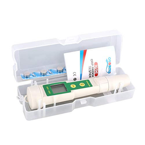 ClookYeed Professionelle 169E 1999mV ORP Detektor Redox Volt Tester Stift Wasserdichte ORP Meter Messung Test Tool Data Hold