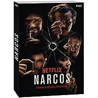 Pack: Narcos 1 + Narcos 2