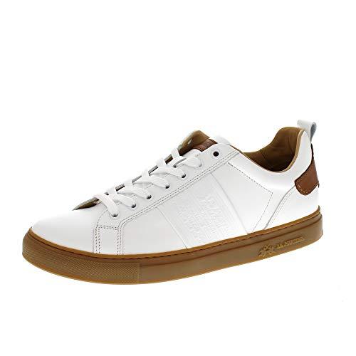 La Martina Schuhe - Sneaker LFM192007 - Bianco, Schuhgröße:EUR 43
