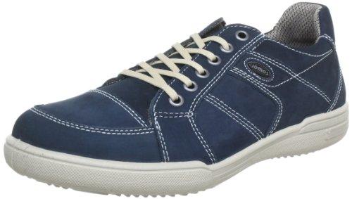 Jomos Carrera 6 417302-81-840 Herren Schnürhalbschuhe Blau (jeans 840)