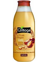 Cottage Douche Huile d'Argan Extra Nourrissante 560 ml - Lot de 3