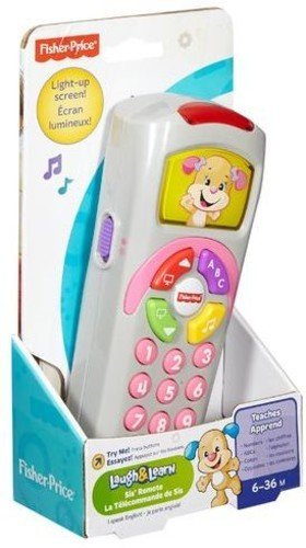 Fisher-Price Laugh and Learn Sis' Remote