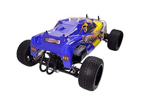 RC Auto kaufen Truggy Bild 2: Amewi 22086 - Truggy Fuego 5T M 1:5/23 ccm/2.4 GHz/4WD Funkgesteuert Fahrzeug*