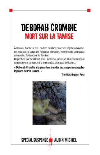 Mort sur la Tamise (Spécial suspense) (French Edition)