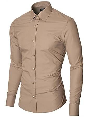 Moderno camicia classico uomo mod1426ls for Amazon uomo