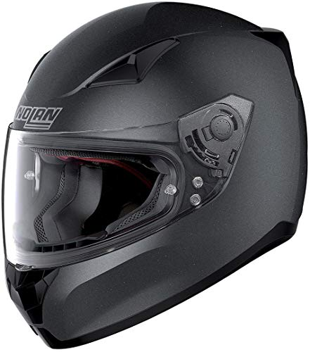 Nolan N60-5 Special Casco Integrale, Black Graphite, M