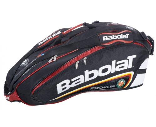Babolat Racket Holder Team X6 French Open Tennistasche