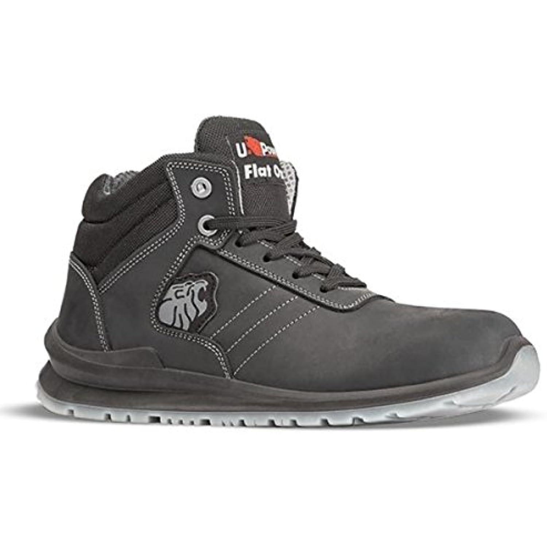 Upower , Homme Chaussures de sécurité pour Homme , Noir Schwarz - B01MD0YC2C - 6f32fb