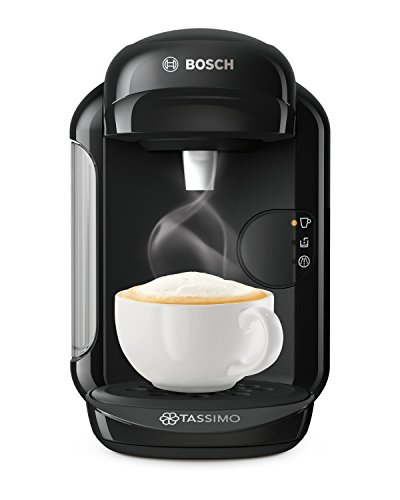 Bosch Tassimo Vivy TAS1402GB Multi Beverage Machine, 1300 Watt, 0.7 Litre - Black Best Price and Cheapest