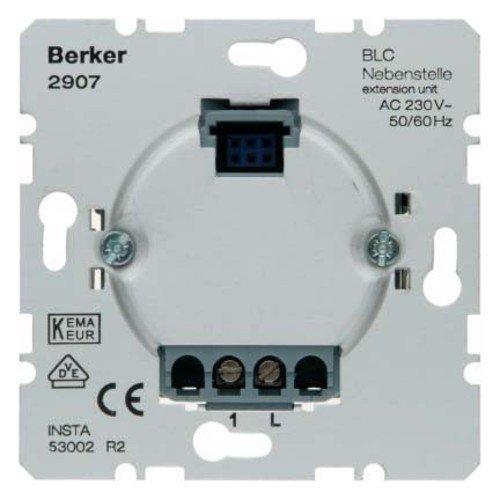 Berker BLC Nebenstelle 2907 HAUSELEKTRONIK Elektronischer Schalter 4011334209515