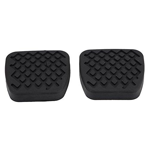 Pastiglie di pedale di frizione di Freno, 1paio di custodia in gomma della cuscinetto del pedale del frizione di Freno per 46545-sa5-000, 46545sa5000