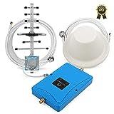 Best Antenas de telefonía celular - ANNTLENT Repetidor señal movil Dual Banda LTE 4G Review