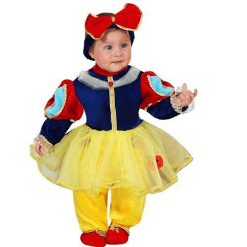 Schneewittchen Kostüm Karnevalskostüm Baby 68 - Schneewittchen Und Zwergen Kostüm