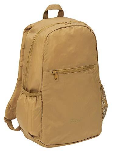 Brandit Roll Bag, zaino pieghevole, zaino da viaggio, zaino di riserva, extra leggero, 15 litri, marrone chiaro (Beige) - 8038-70