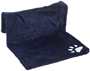 kerbl katzenh ngematte paradies dunkelblau klein 45 x 30 cm haustier. Black Bedroom Furniture Sets. Home Design Ideas
