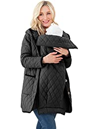 Sweet Mommy Quilting Maternity and Babywearing Coat